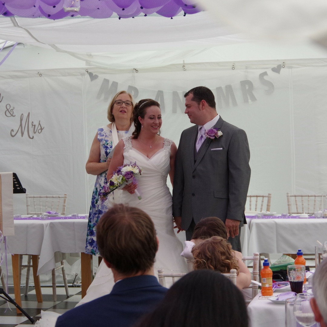 Wedding Celebrant Nottinghamshire