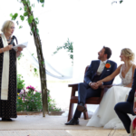 East Midlands Celebrant, Outdoors Wedding