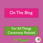 On The Blog, Celebrant