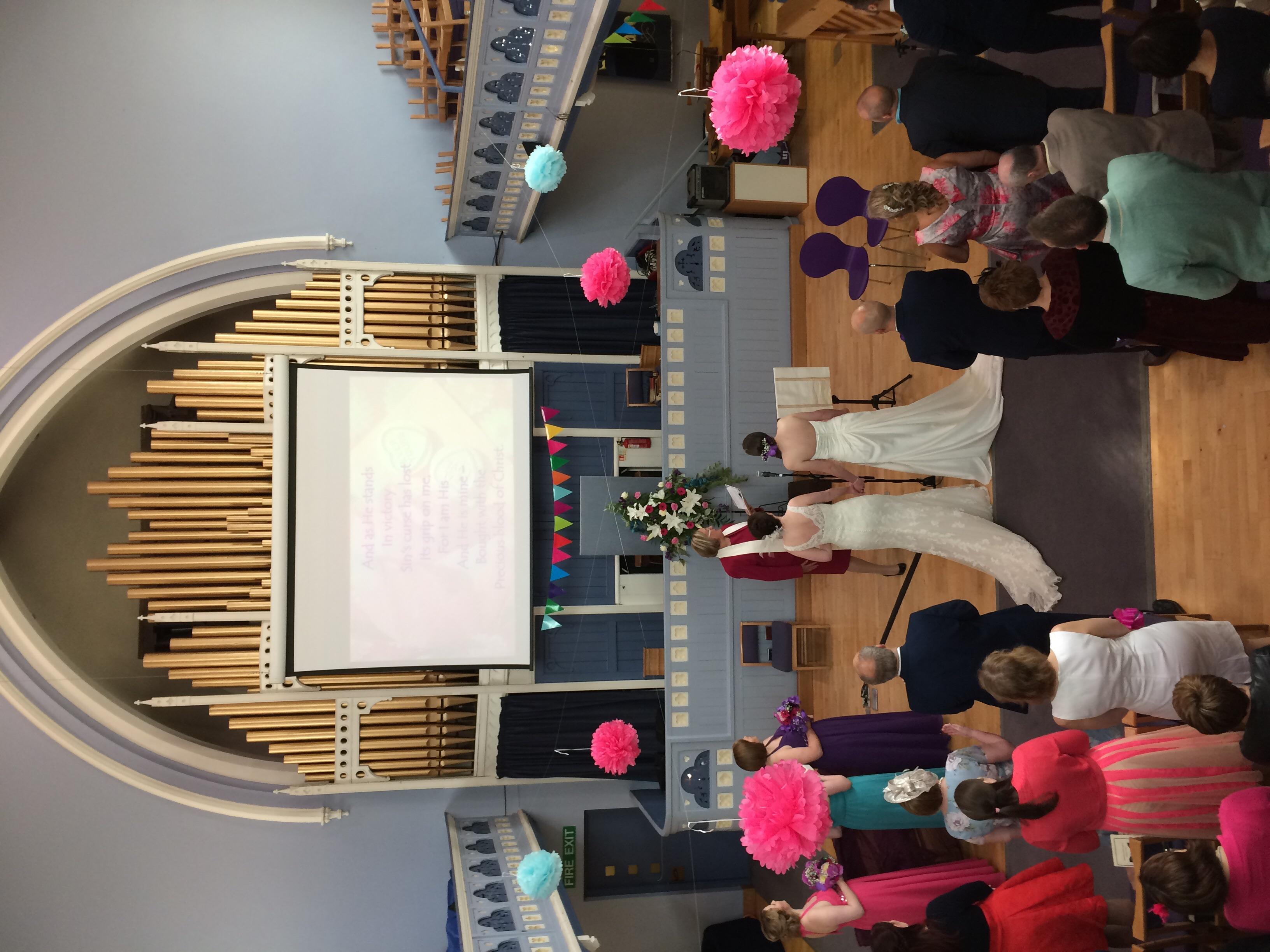 Singing in Ceremony