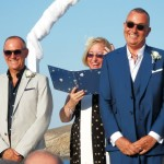 Mykonos wedding celebrant