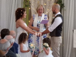 Handfasting – tying the knot?