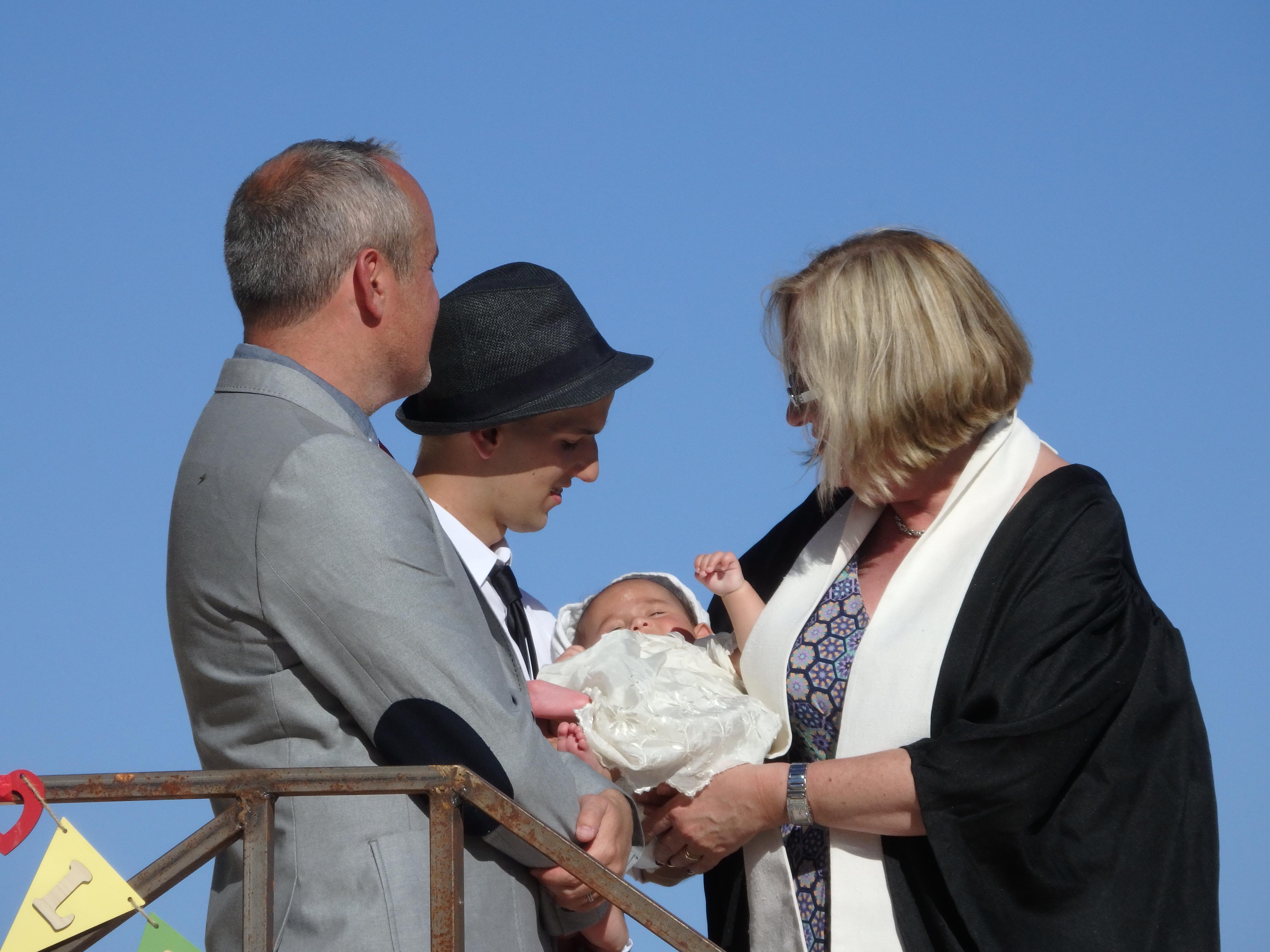 Naming ceremony Spain