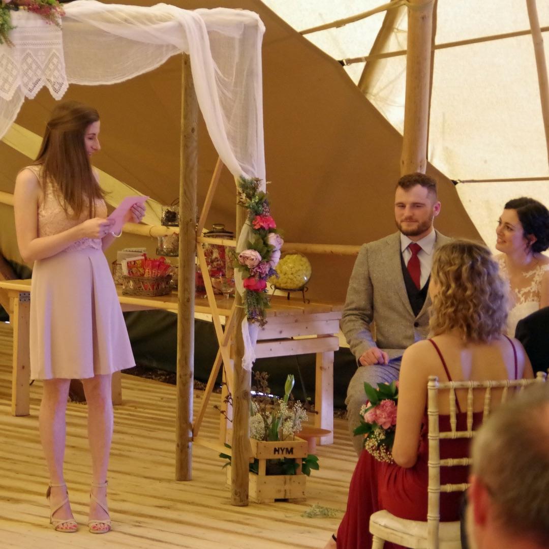 Wedding Celebrant readings