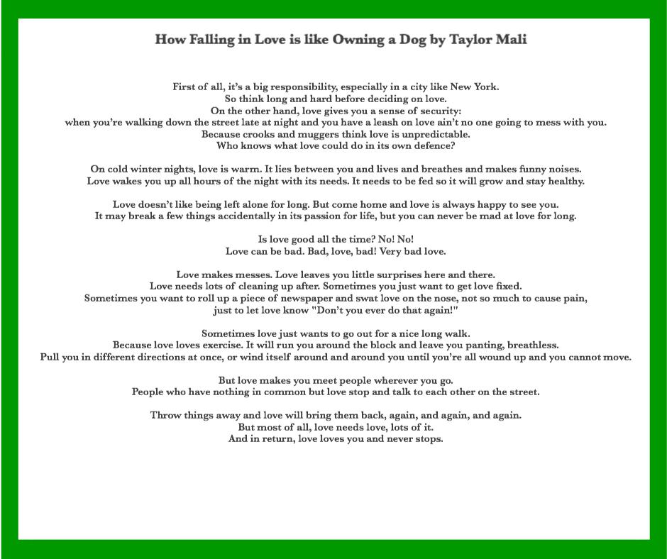 1 Corinthians 13 Wedding Reading: Choosing Wedding Readings To Make Your Heart Go Zing