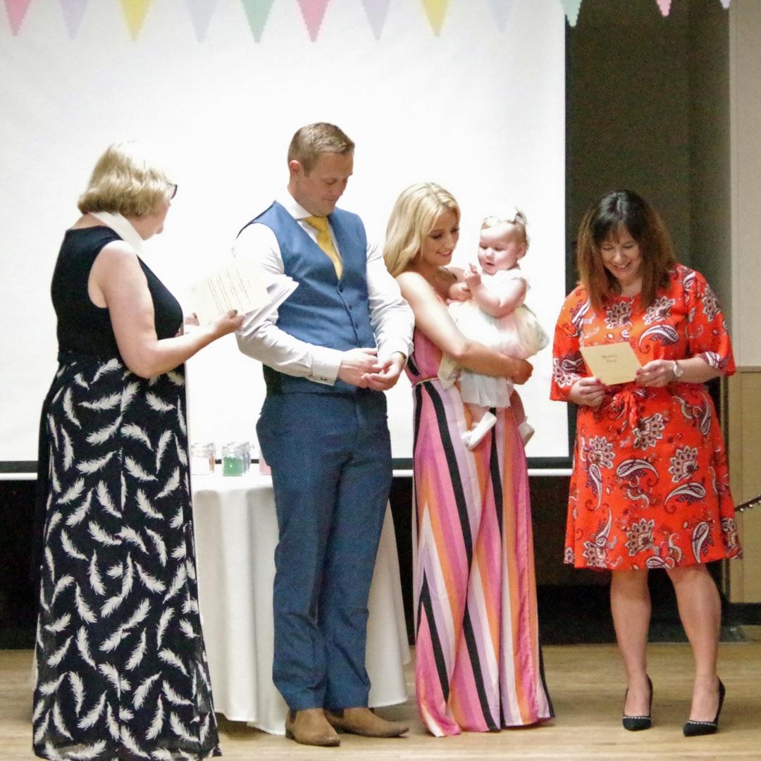 Naming Ceremon, Nottinghamshire Celebrant,