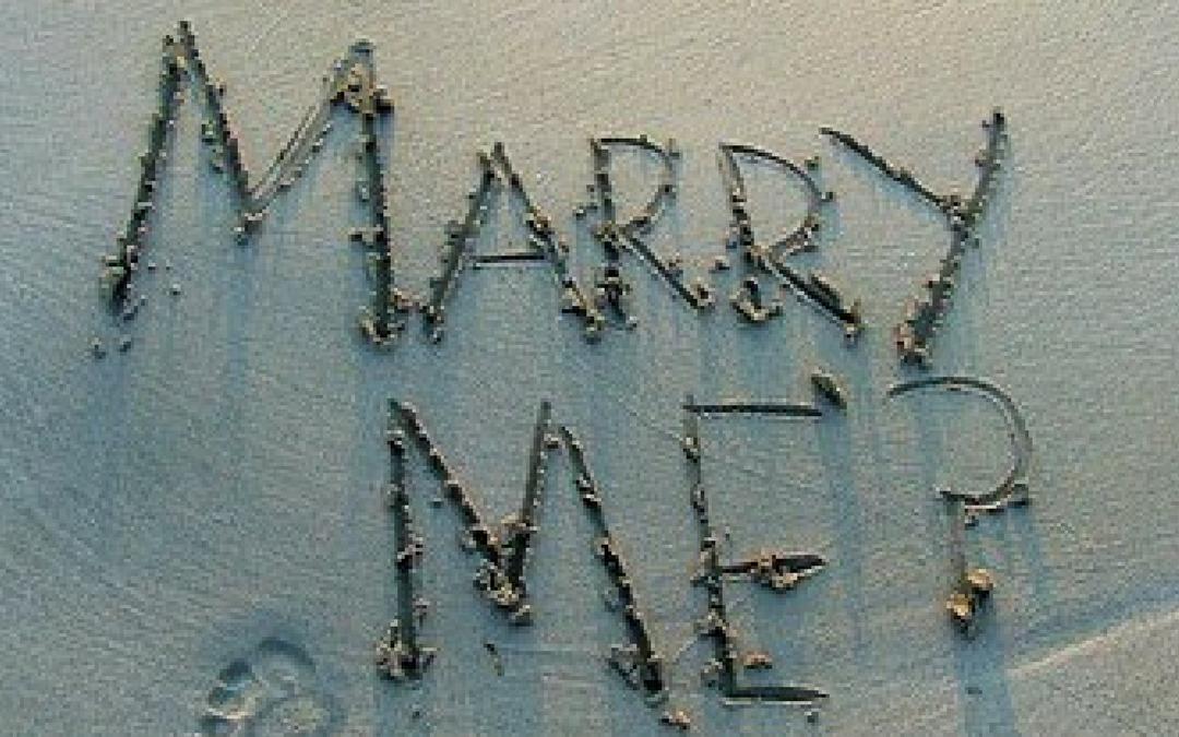 Help – I've just got engaged!